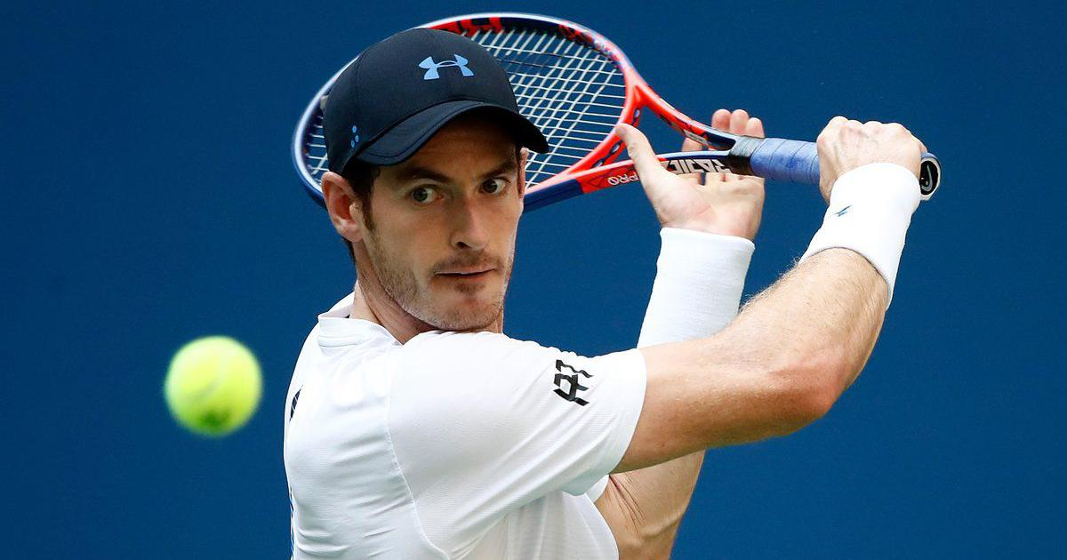 Where there's a wall, there's a way: Watch Andy Murray get back to hitting practice after surgery