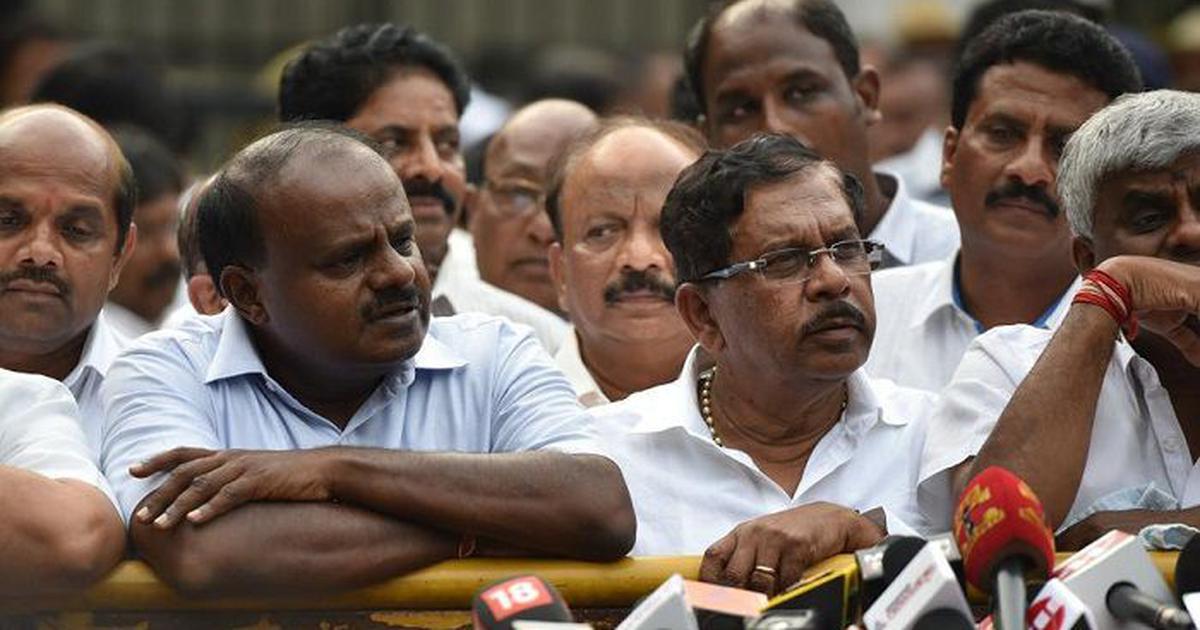 कर्नाटक : कांग्रेस की रोटेशन पॉलिसी से नेता नाराज, एचएम रेवन्ना भाजपा के संपर्क में