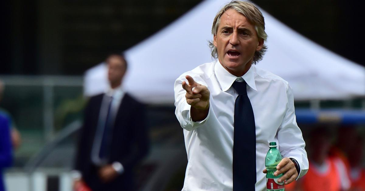 Mancini appointed as new Italy Manager