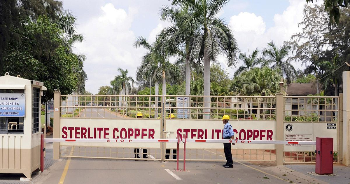 Vedanta asks Madras High Court to restore power to Sterlite Copper plant so it can plug acid leak