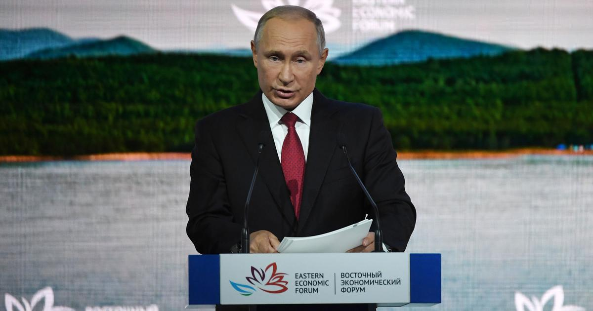 Russia has identified suspects behind nerve agent attack in UK, they are civilians: Vladimir Putin