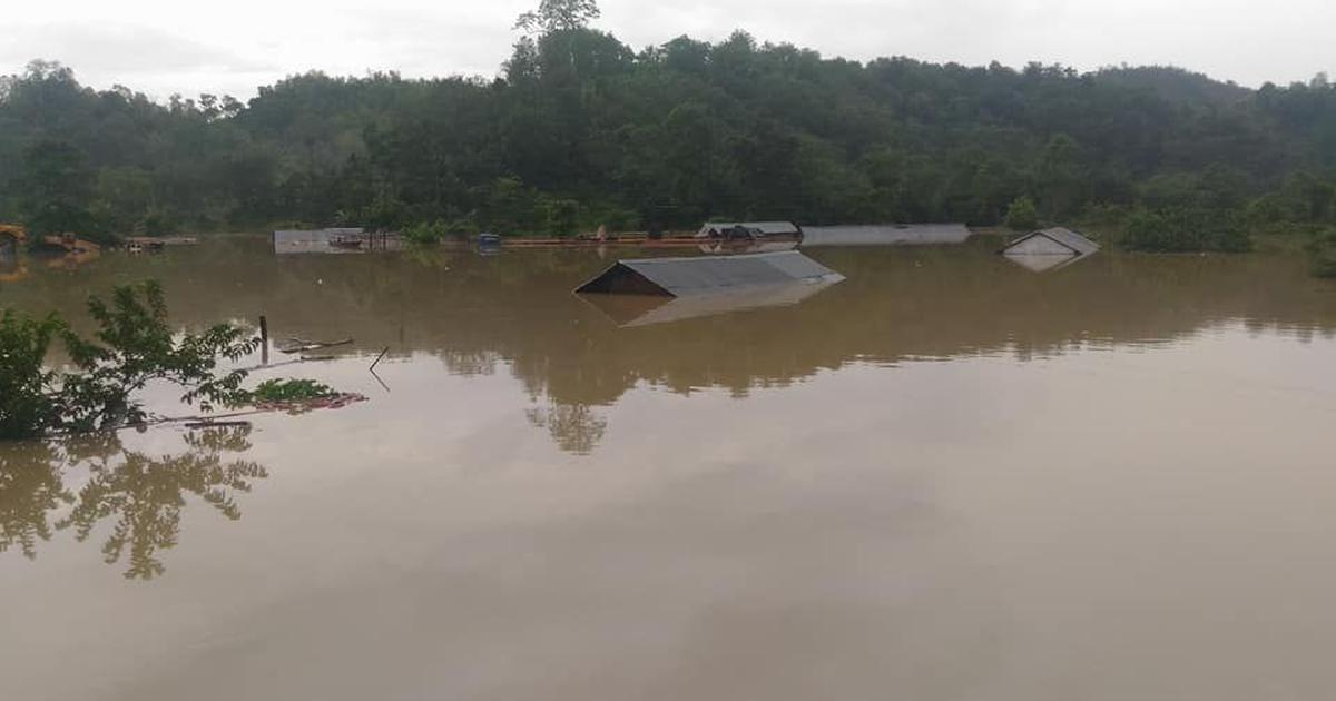 Manipur and Mizoram left reeling after heavy rainfall