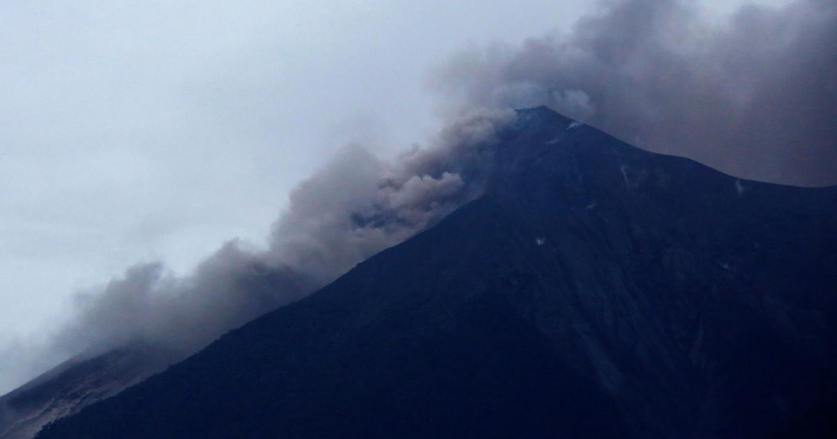 Guatemala: 25 killed, nearly 3,100 evacuated as Fuego volcano erupts