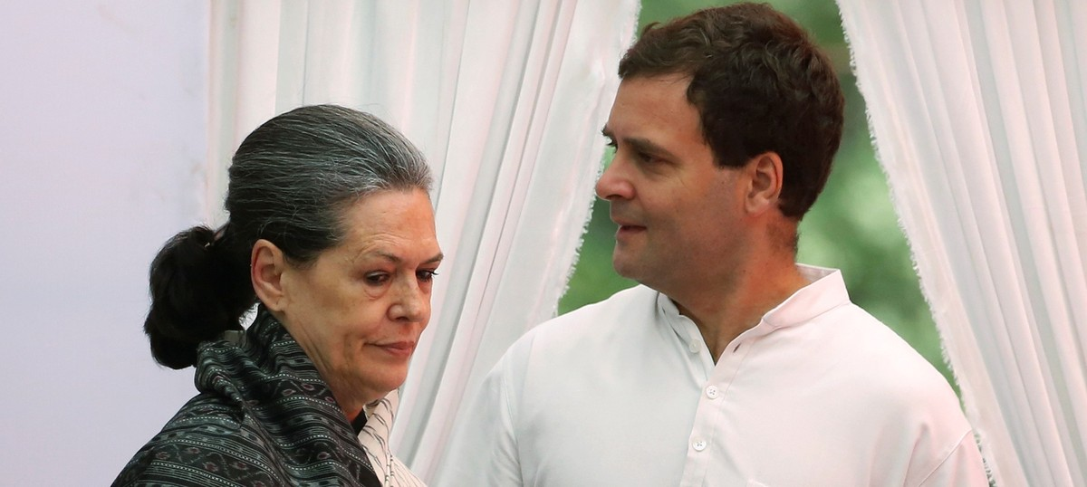 Rahul Gandhi to take over as Congress president soon: Sonia Gandhi tells NDTV