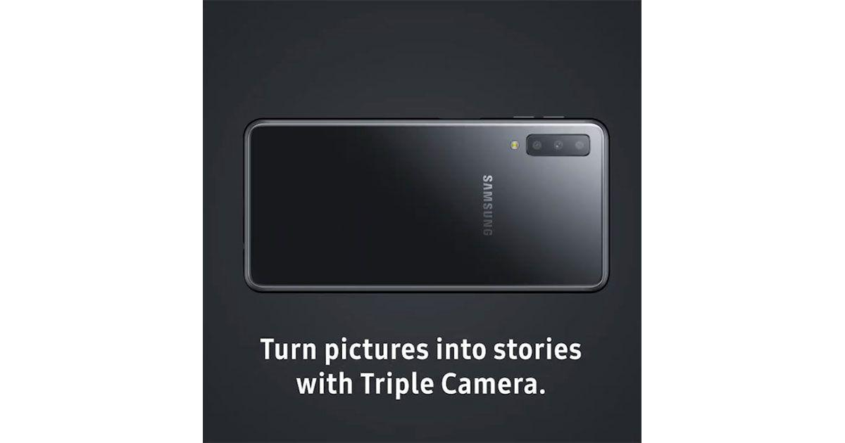 48cab5aac66df7 Samsung Galaxy A7 India launch set for September 25th, price yet to be  revealed