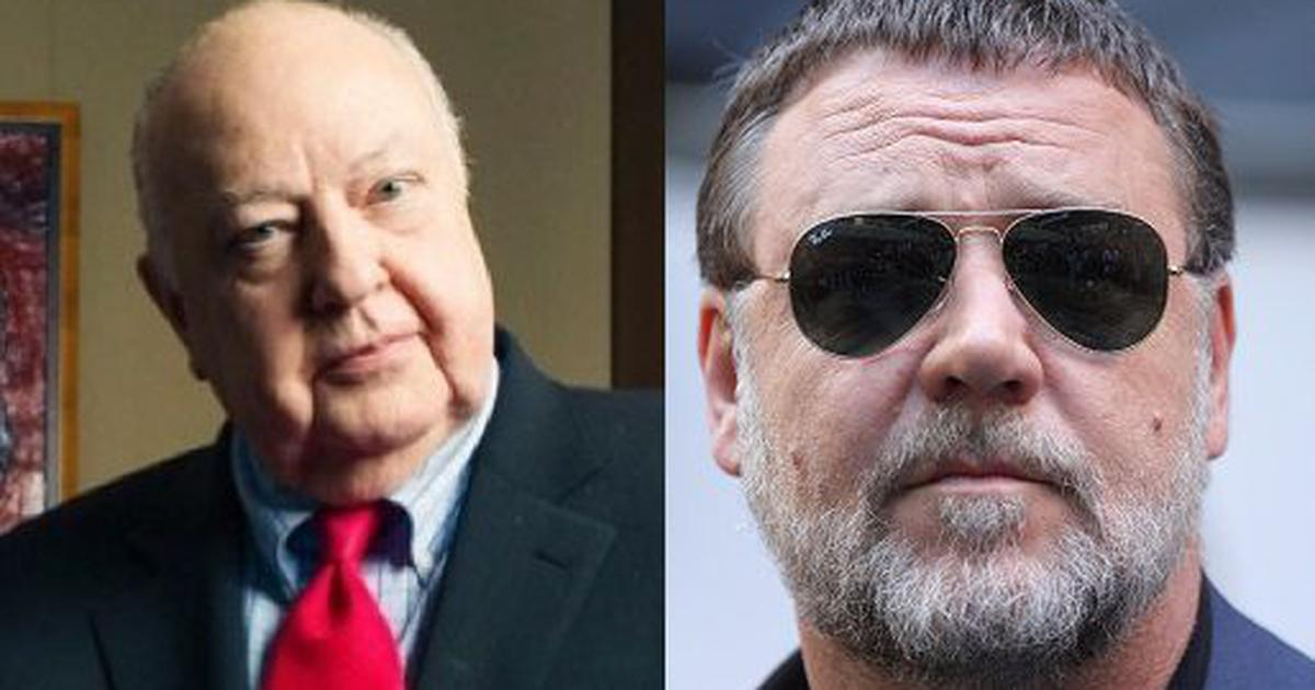 Russel Crow to play controversial Fox News founder Roger Ailes in American TV show