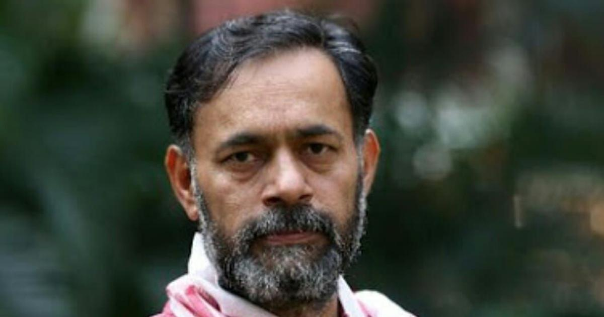 Yogendra Yadav accuses Modi government of targetting him after I-T raids at his sister's hospitals