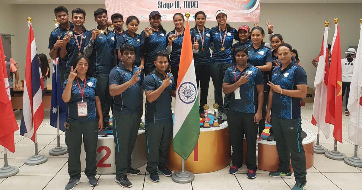 India bag four medals at Asia Cup Archery, finish joint-third