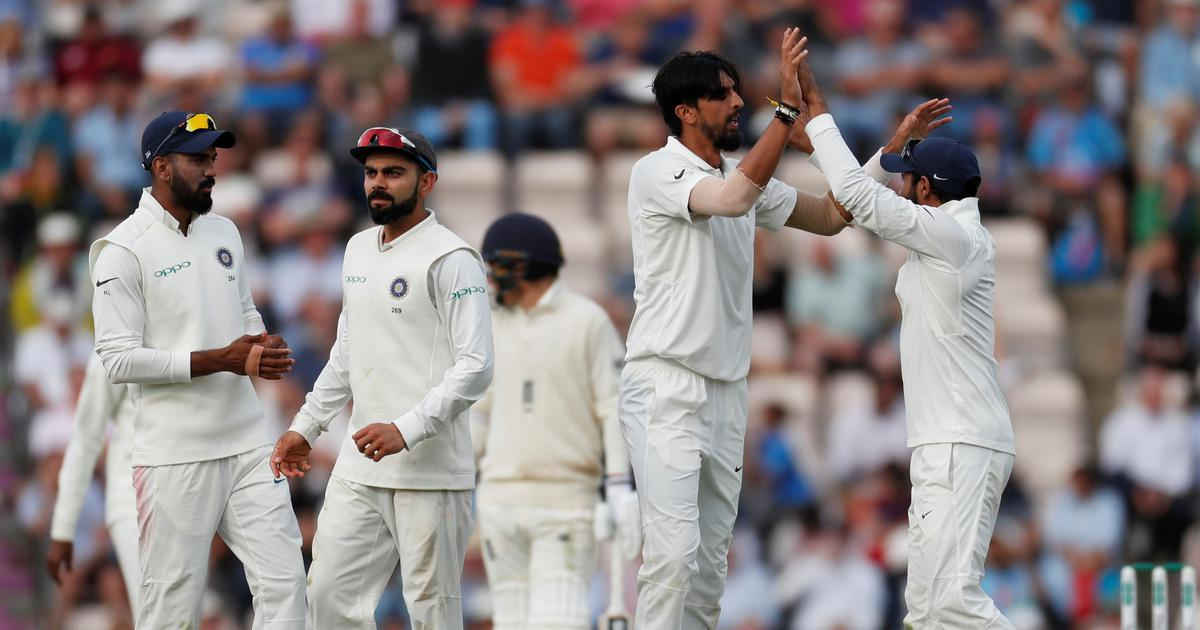 England vs India, 4th Test, day 1 – as it happened: Visitors 19/0 after pacers impress yet again