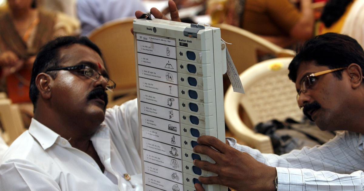 Headlines: EC says EVMs cannot be hacked or tampered with, and nine other top stories