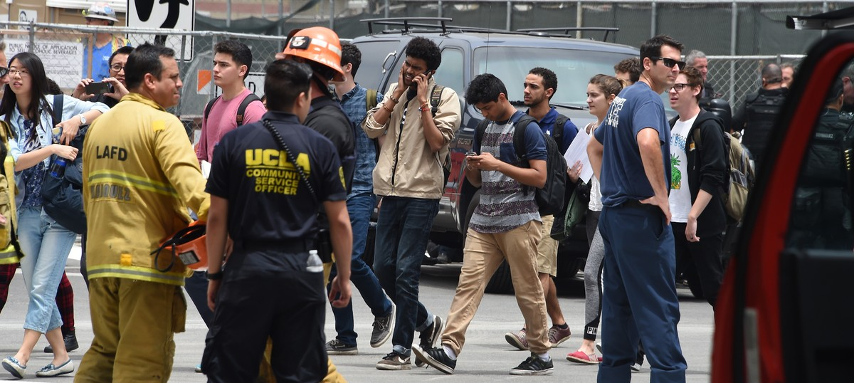 UCLA shooting: Police identify gunman as Indian PhD student Mainak Sarkar