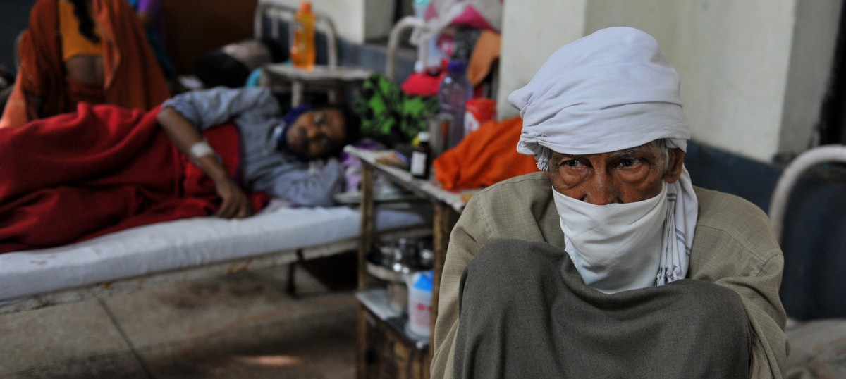 Chhattisgarh's policy of feeding tuberculosis patients is paying off