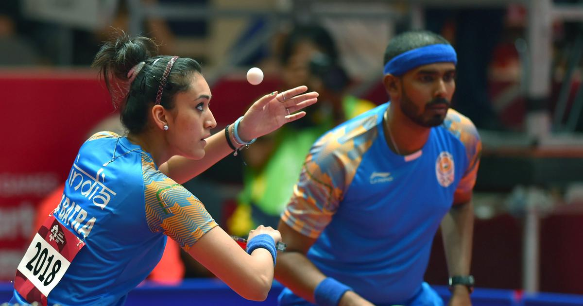 Table tennis: Sathiyan, Sutirtha confirm Olympic quotas; Sharath, Manika to qualify via ranking