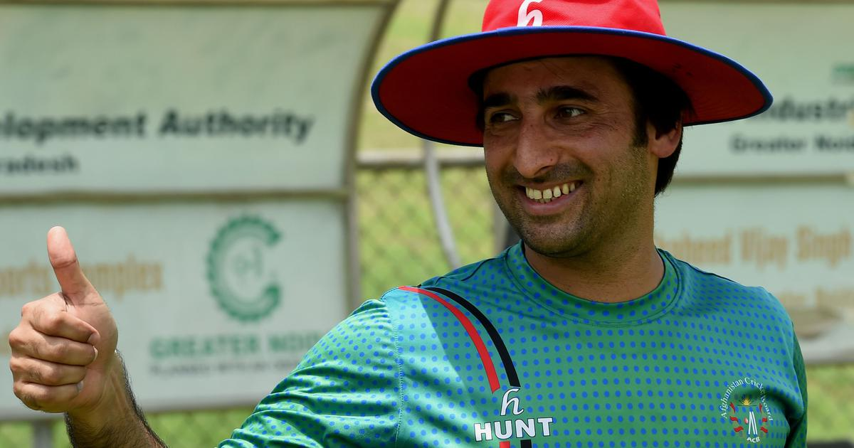 As Afghanistan awaits Test debut, captain Stanikzai wants to turn his country's sorrow to happiness