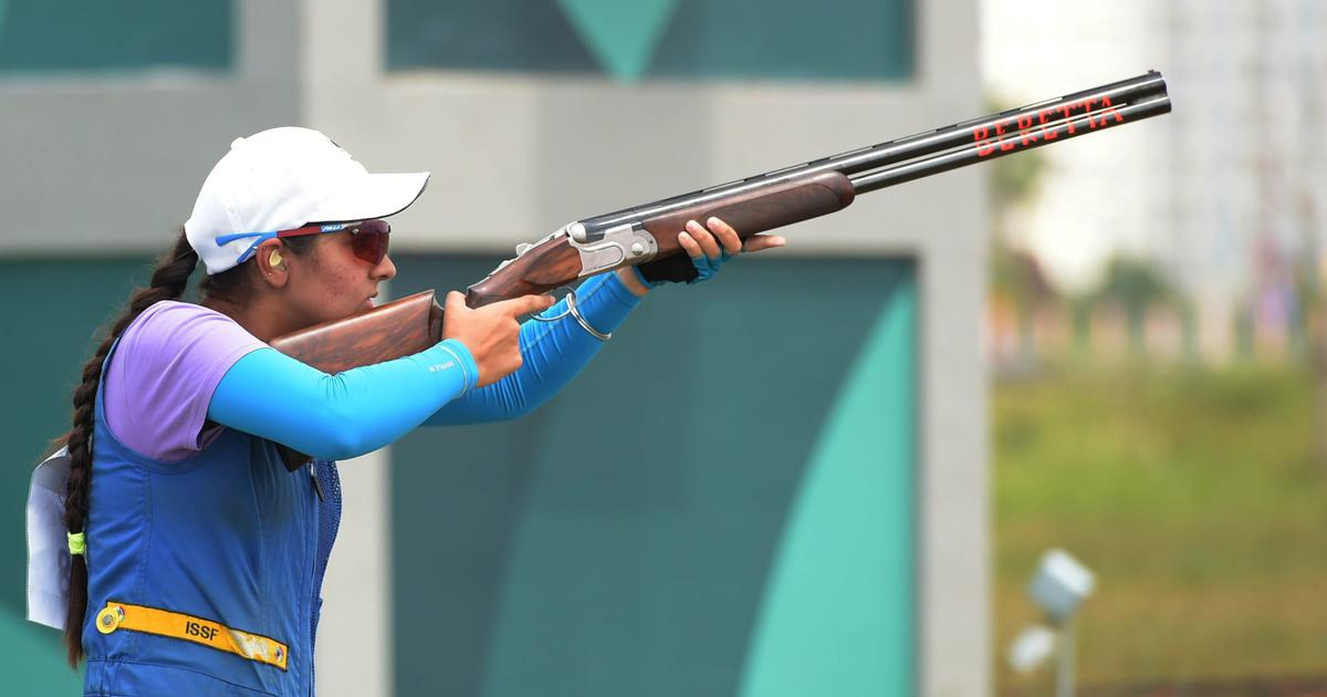 Delhi Shooting World Cup: Ganemat Sekhon bags bronze, India's first senior WC medal in women's skeet