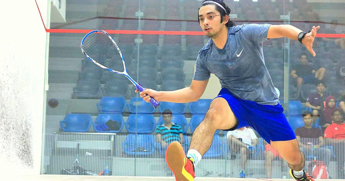 Squash: Top seed Mahesh Mangaonkar sets up title clash with Abhishek Pradhan in Mumbai event