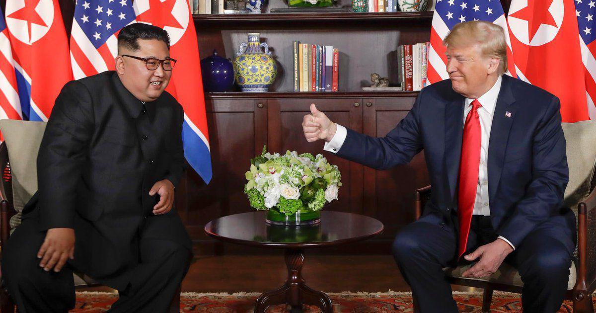'Kim Jong-un is already destroying a major missile site,' says Donald Trump