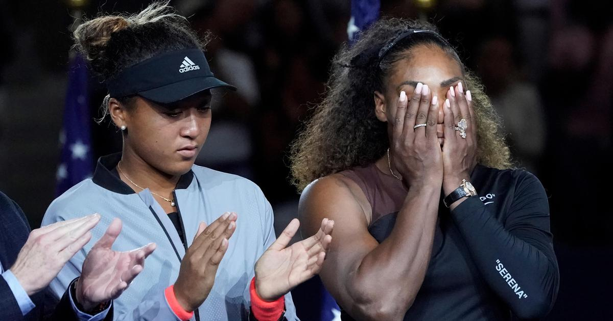 Caricature Serena, whitewashed Osaka: Cartoonist slammed for racist take on US Open controversy