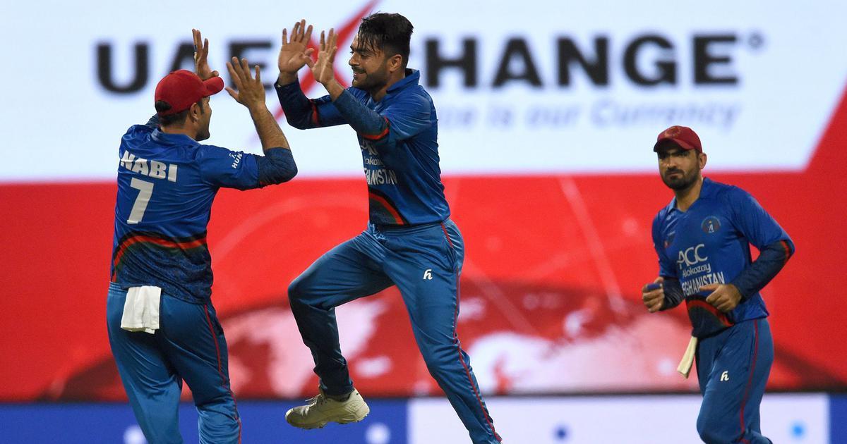 Asia Cup: Rashid Khan's all-round show helps Afghanistan thrash Bangladesh by 136 runs