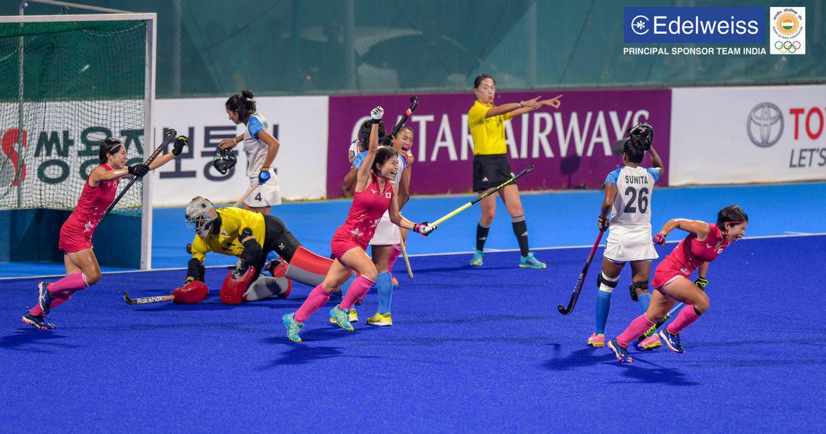 Asian Games women's hockey: Lacklustre India go down to disciplined Japan, finish with silver medal