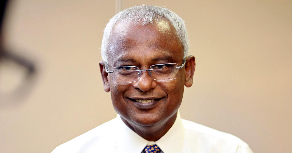 Maldives government acknowledges opposition victory