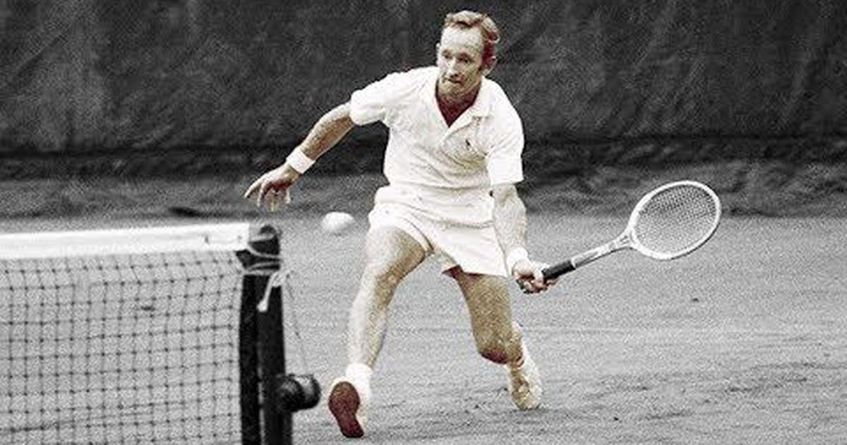 Watch: As Rod Laver turns 80, this video captures some of the best points he scored