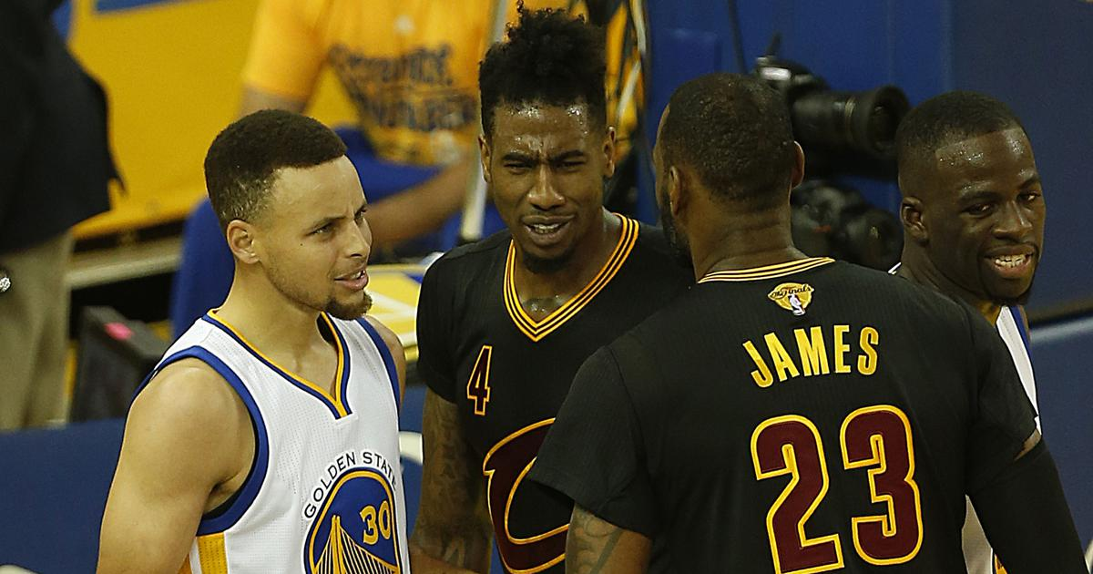 168f9d5e7fd NBA finals  LeBron James-led Cleveland Cavaliers look to topple fancied  Golden State Warriors