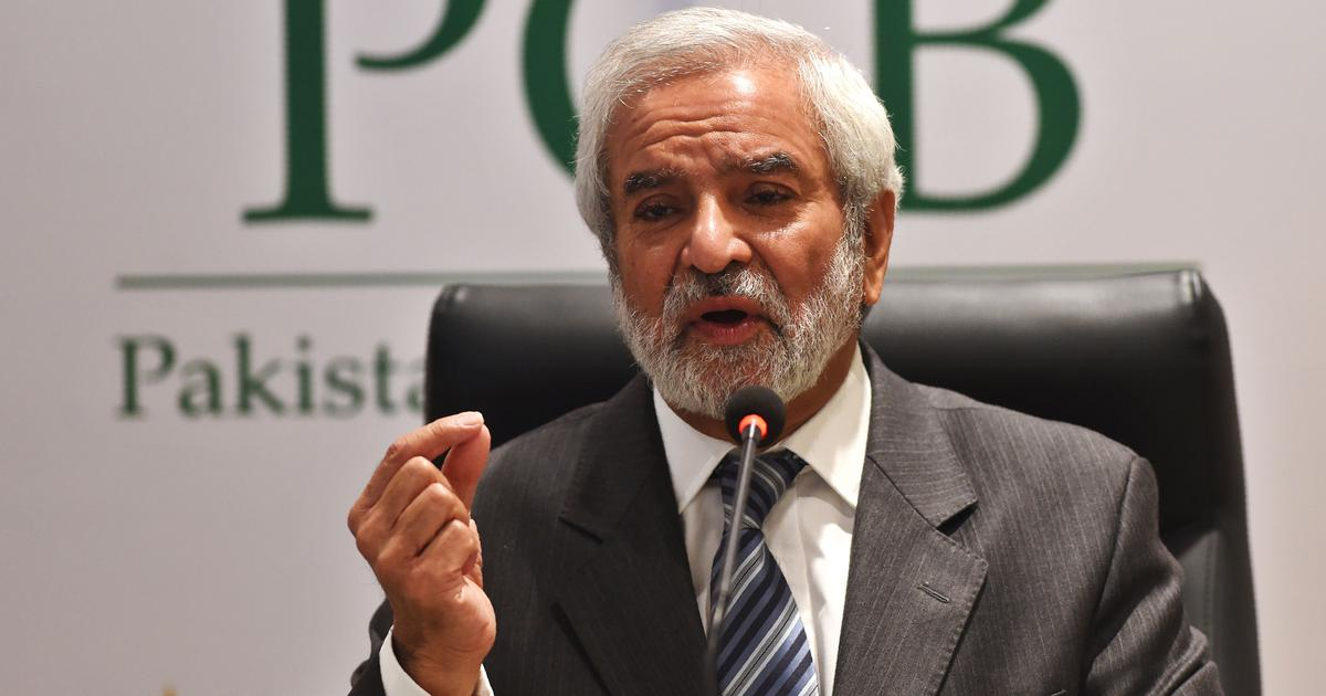PCB chairman Ehsan Mani slams BCCI's 'hypocrisy' for breakdown in India-Pakistan bilateral ties
