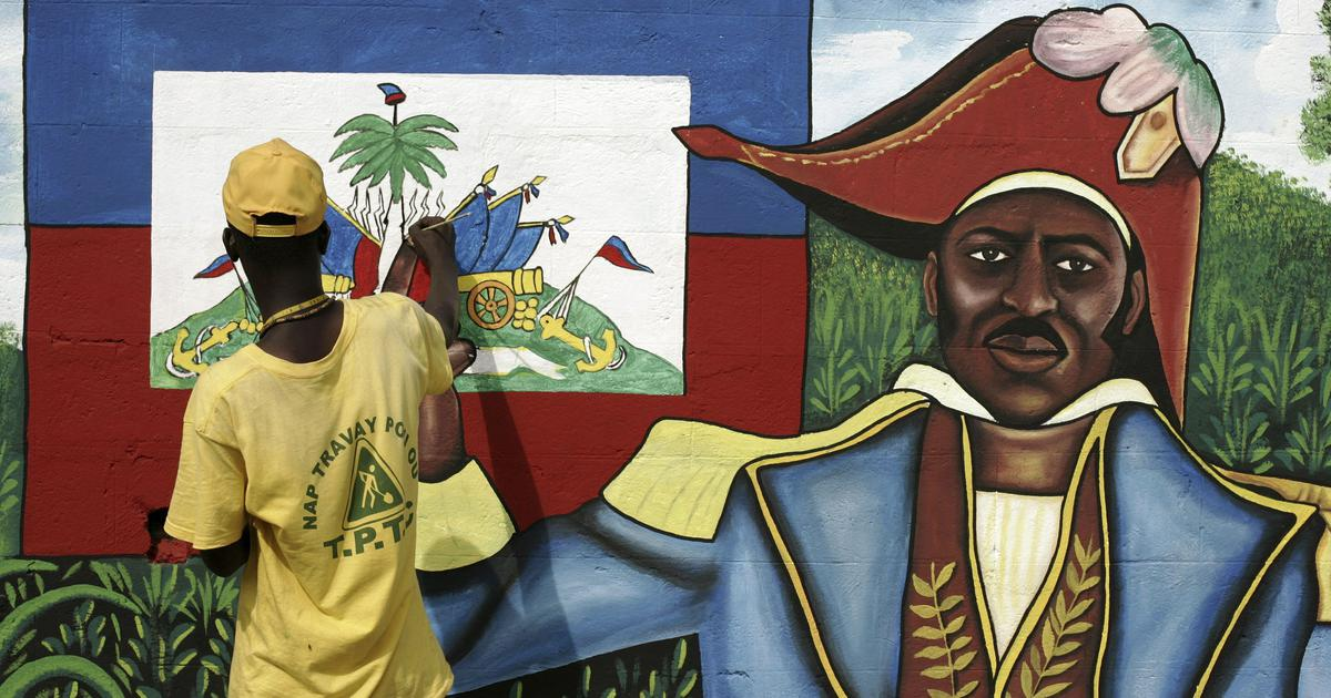 Why Haiti founding father Jean-Jacques Dessalines's legacy has been so controversial in the US