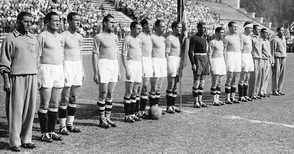 317c3086f A brief history of Fifa World Cup  Italy 1934