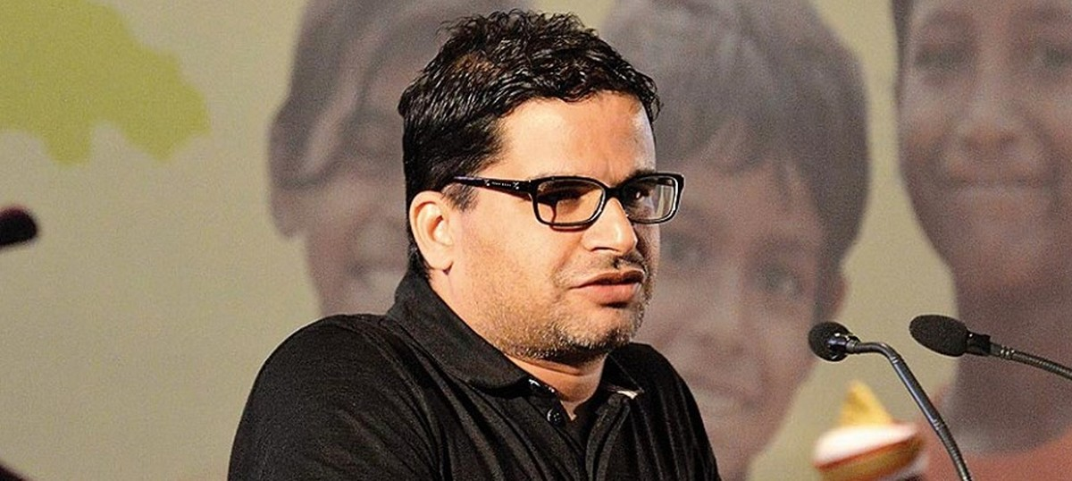 UP: Congress workers asked to pull down poster offering Rs 5-lakh reward on Prashant Kishor