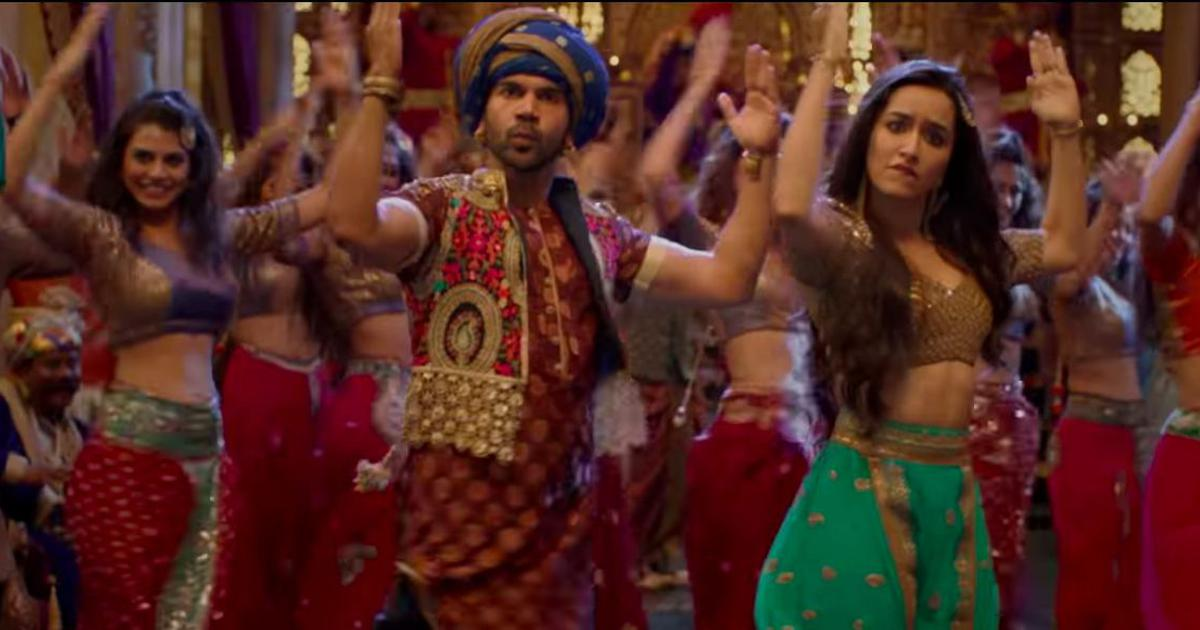 Watch: Rajkummar Rao matches Shraddha Kapoor step for step in 'Milegi Milegi' from 'Stree'