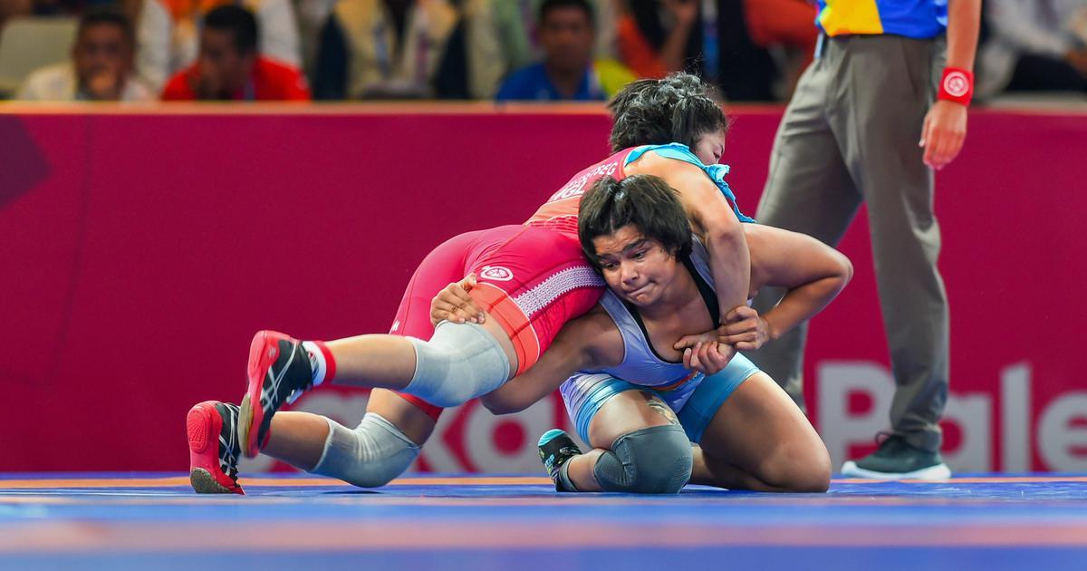 Wrestling: Divya Kakran wins gold medal at Asian Championships