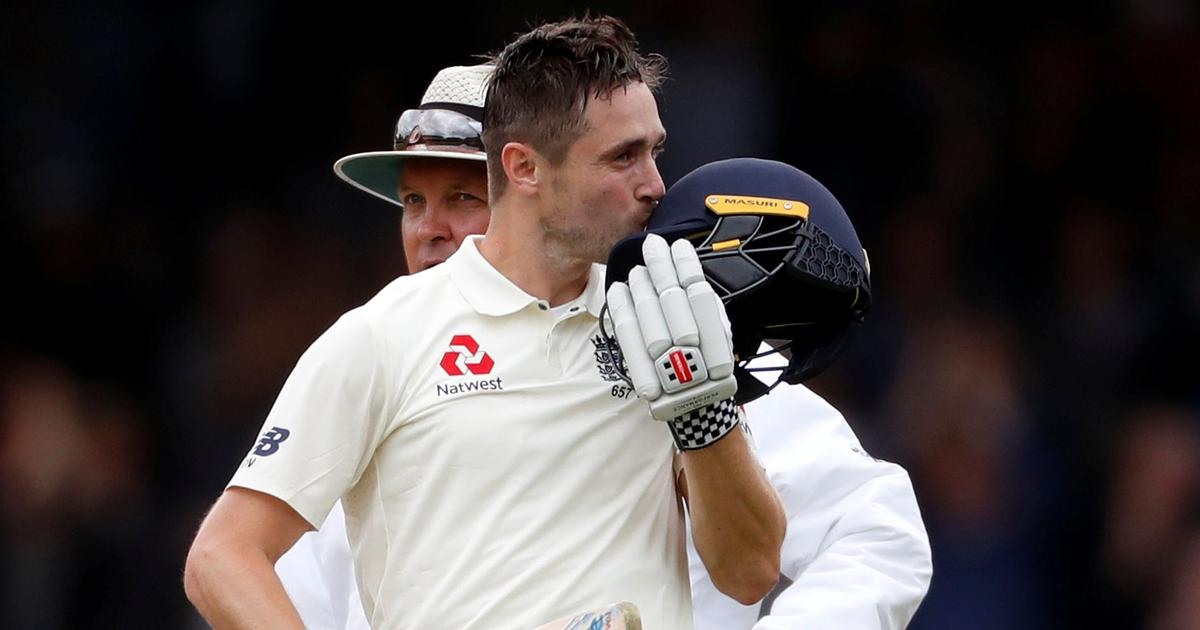 Raising your bat to a standing ovation at Lord's a boyhood dream, says England's Woakes