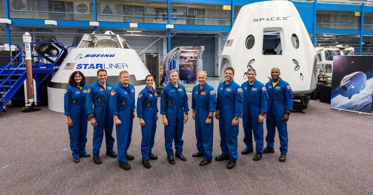 अमेरिका : सुनीता विलियम्स फिर अंतरिक्ष में जाएंगी, नासा ने नए मिशन के लिए चुना