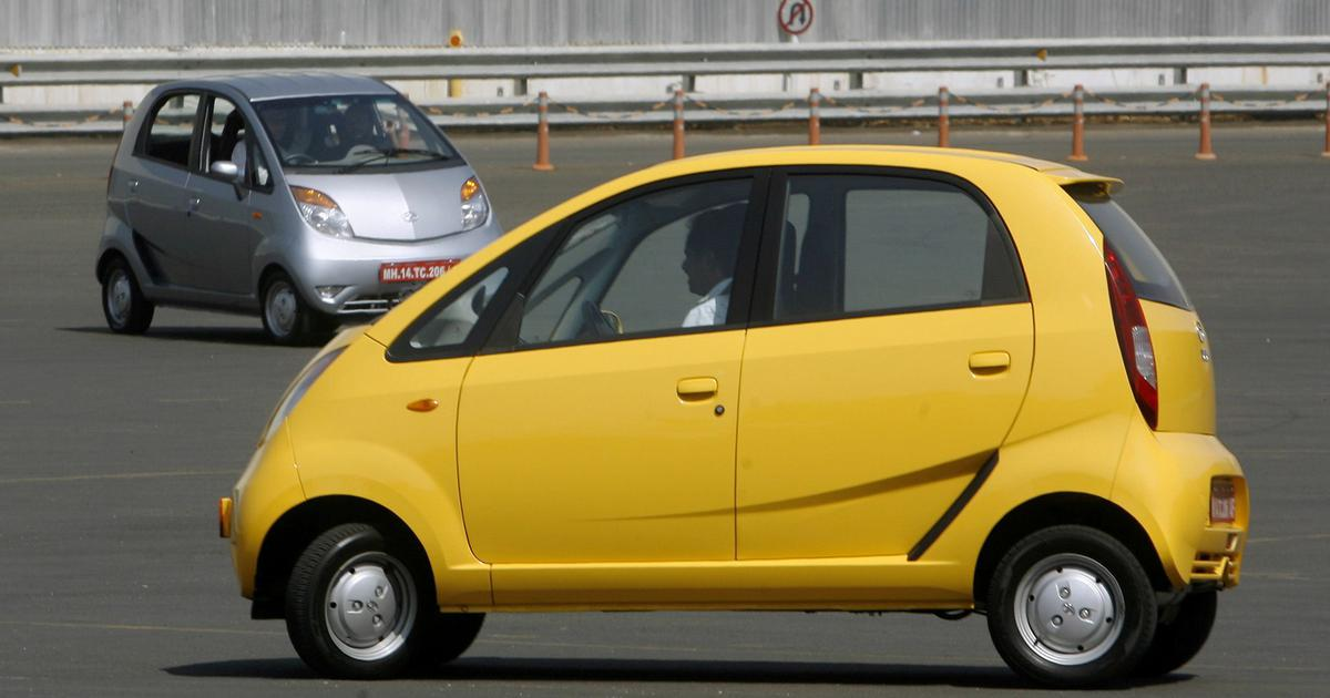 Only one Nano car unit was produced in June, says Tata Motors