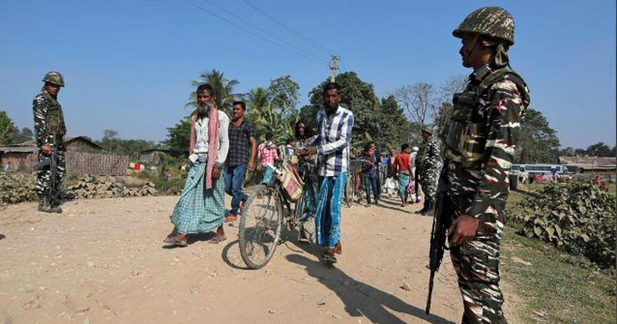 Assam extends AFSPA for six more months ahead of Assembly elections
