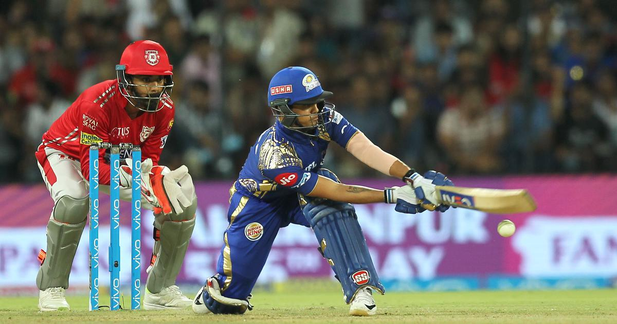 Preview: Mumbai Indians host floundering Kings XI Punjab as playoffs race heats up