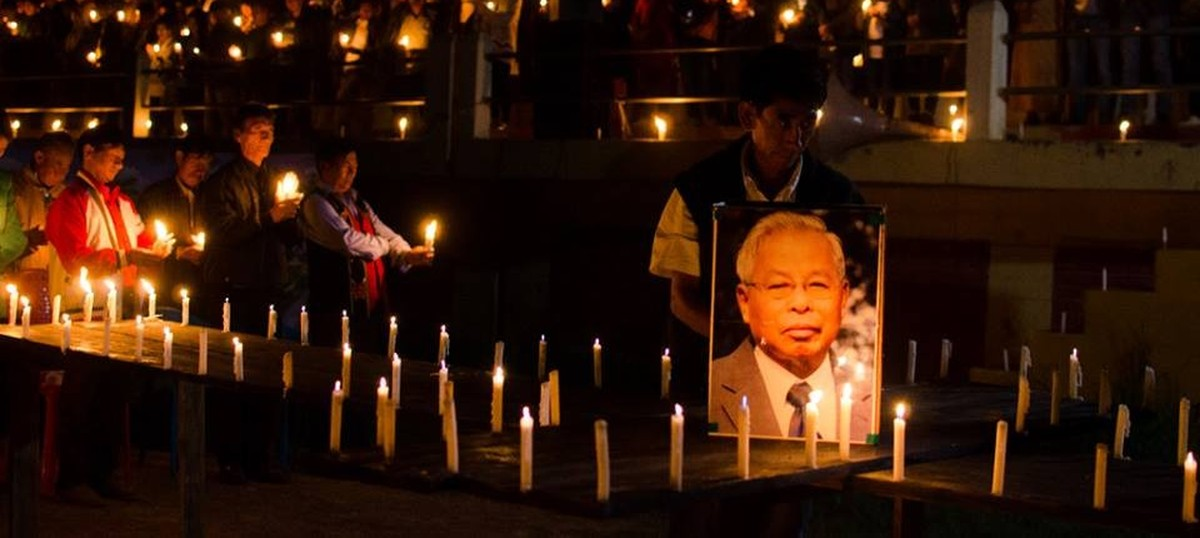 Isak Chisi Swu (1929-2016): The Bible scholar who backed a violent struggle for a Naga homeland