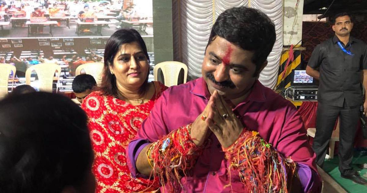 Mumbai: BJP MLA Ram Kadam promises to 'kidnap girls' who reject marriage proposals
