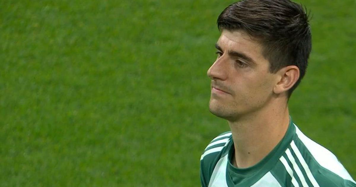 Defensive France's win 'a shame for football,' says Belgium's Courtois after semi-final defeat