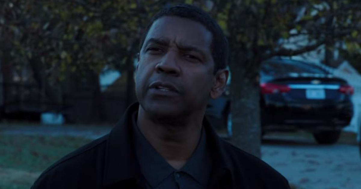 Denzel Washington a lethal Lyft driver in Equalizer 2