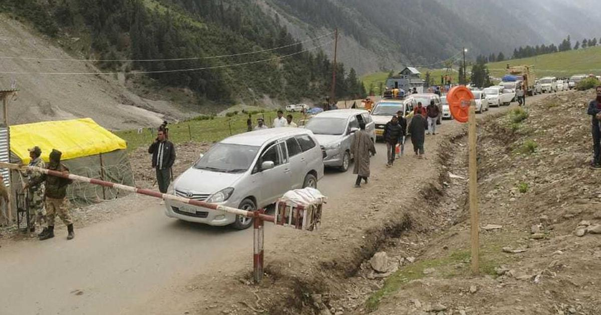 J&K: Amarnath pilgrims and tourists advised to cut short stay amid threats of terrorism