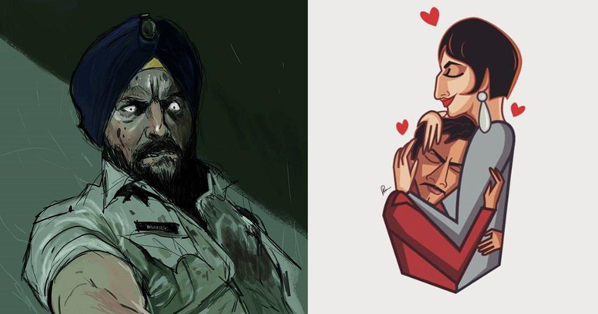 'Sacred Games' inspires mashup videos, funky artwork, and hundreds of memes