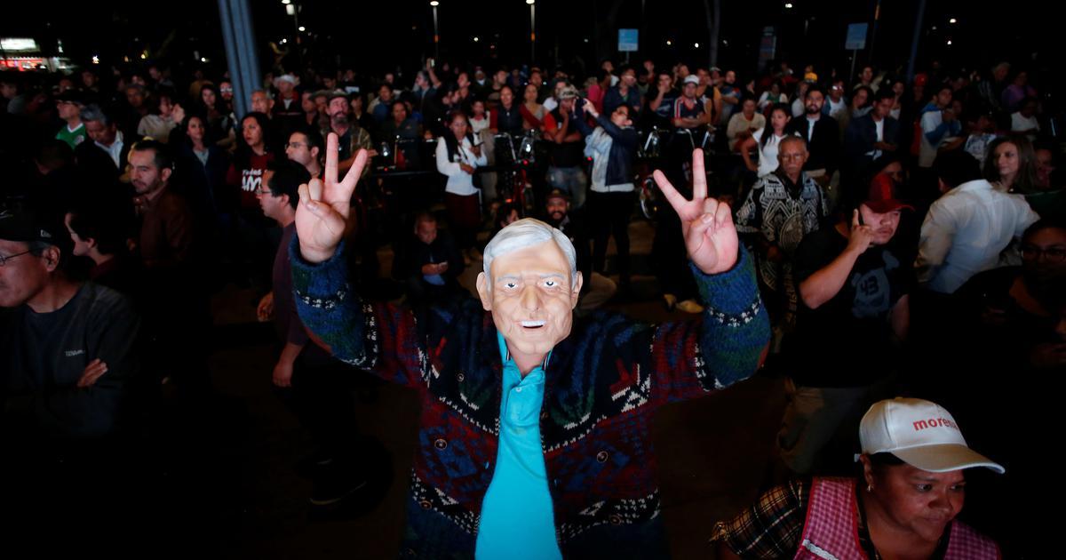 Leftist Andrés Manuel López Obrador wins Mexico presidential election