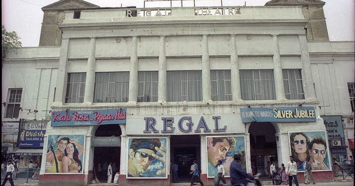 Image result for regal cinema delhi