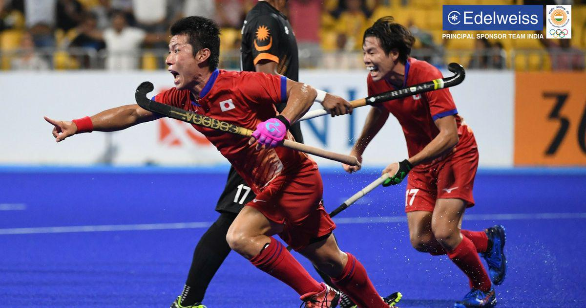 Asian Games hockey: Japan win a dramatic final against Malaysia to clinch first gold