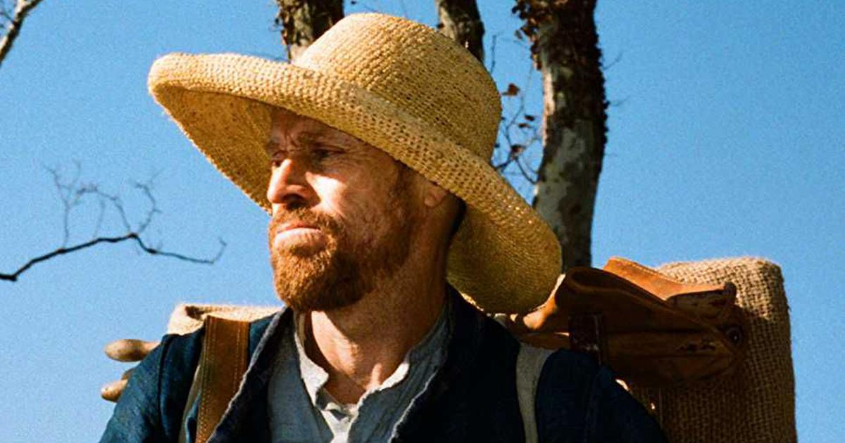 Van Gogh did not commit suicide but was killed, claims Venice festival pick 'At Eternity's Gate'
