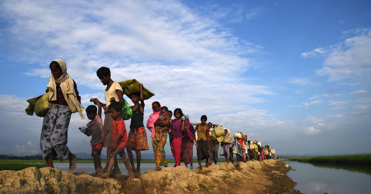 ICC says it can rule on alleged crimes against Rohingya