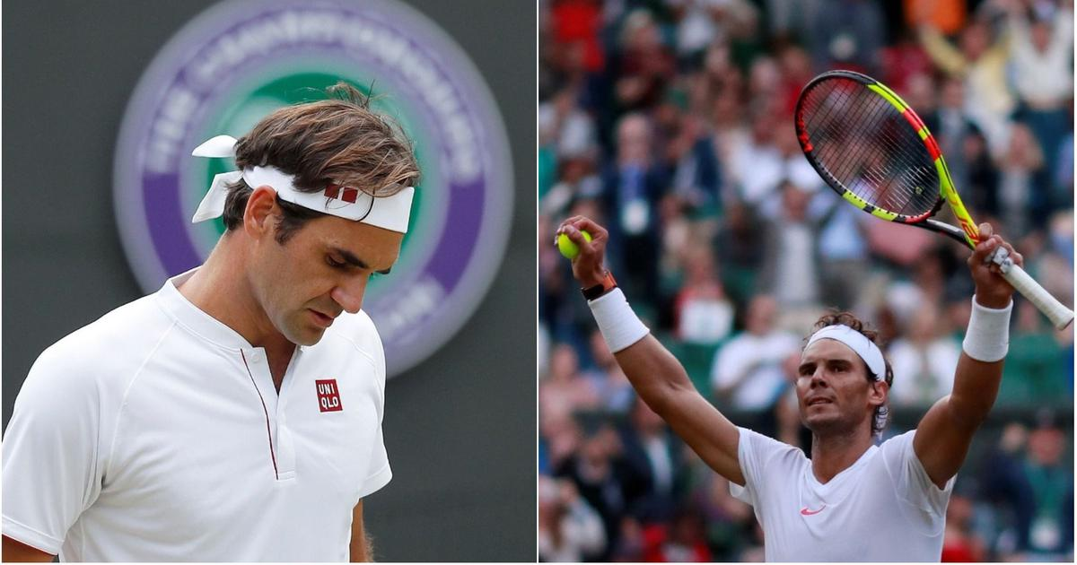 Wimbledon Day 9 highlights: Nadal wins, Federer loses on a day of five-set marathons